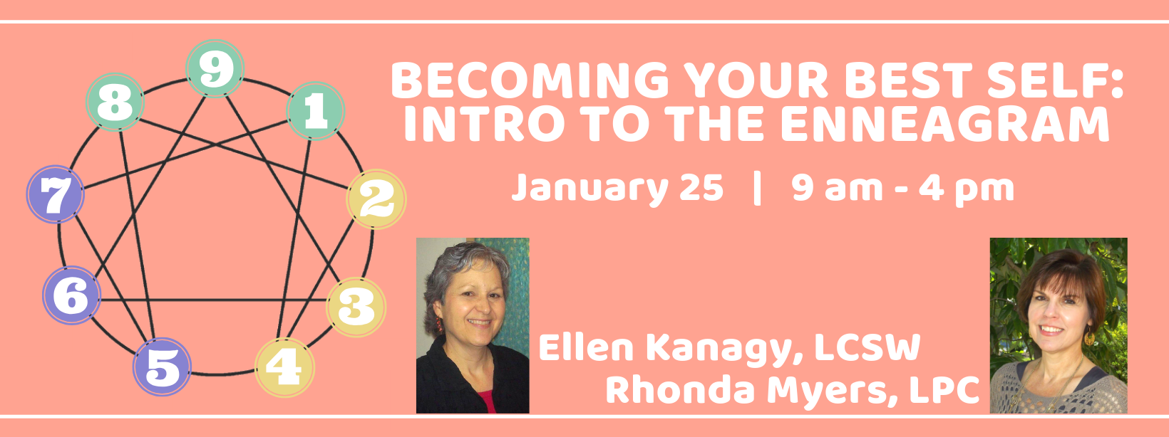 Becoming Your Best Self: Introduction to the Enneagram