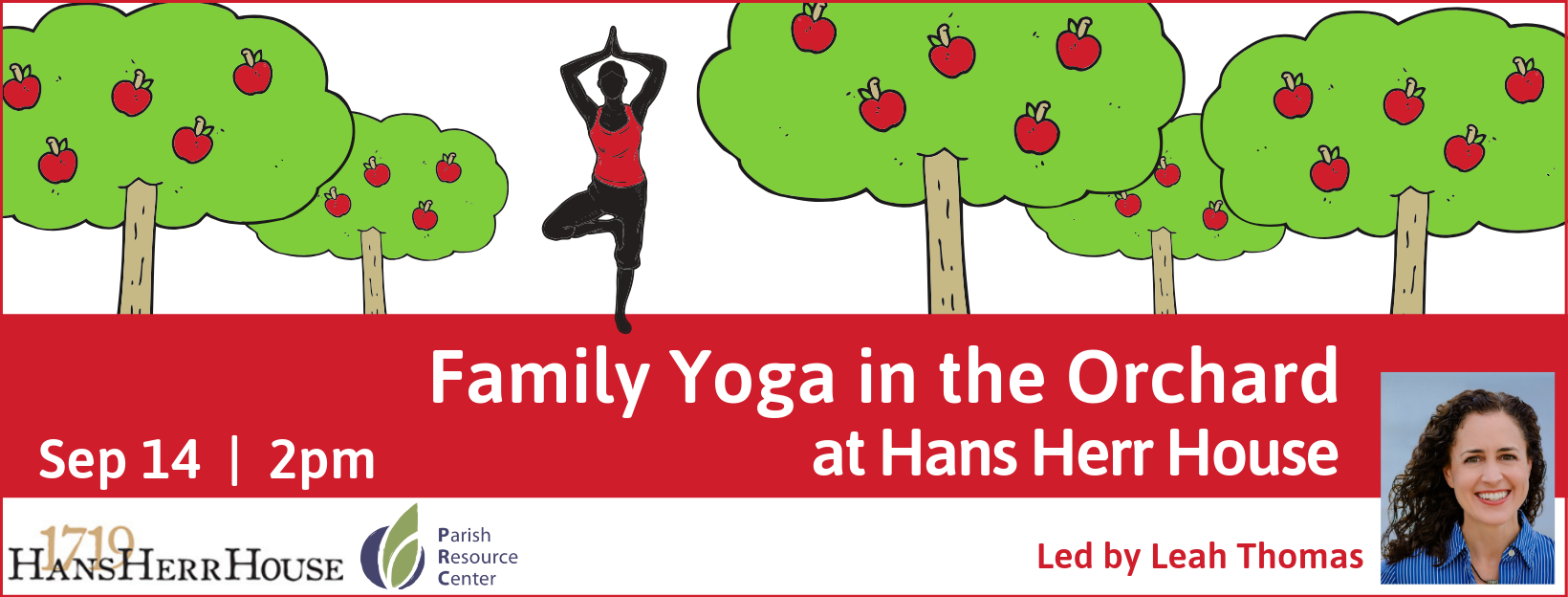 POSTPONED – Family Yoga in the Orchard