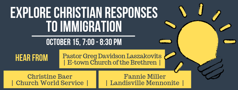 Explore Christian Responses to Immigration