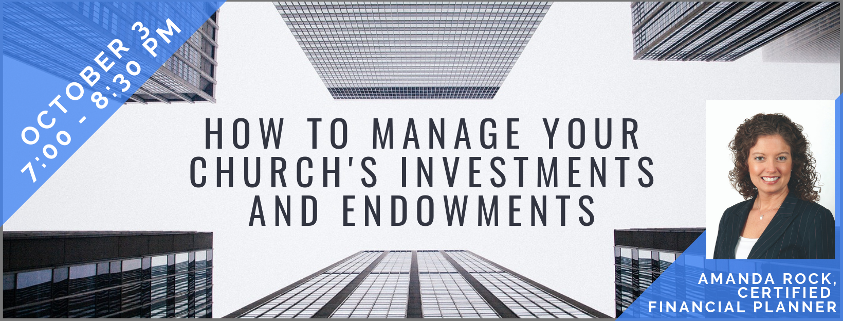 How to Manage Your Church's Investments and Endowments