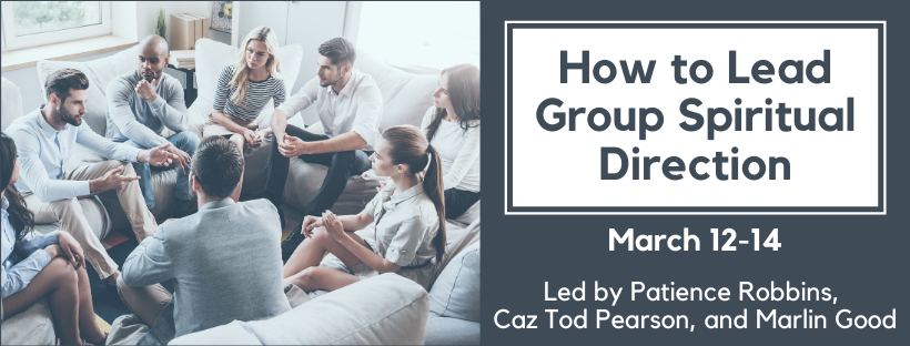 How to Lead Group Spiritual Direction