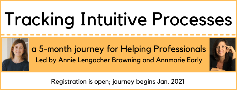Tracking Intuitive Processes