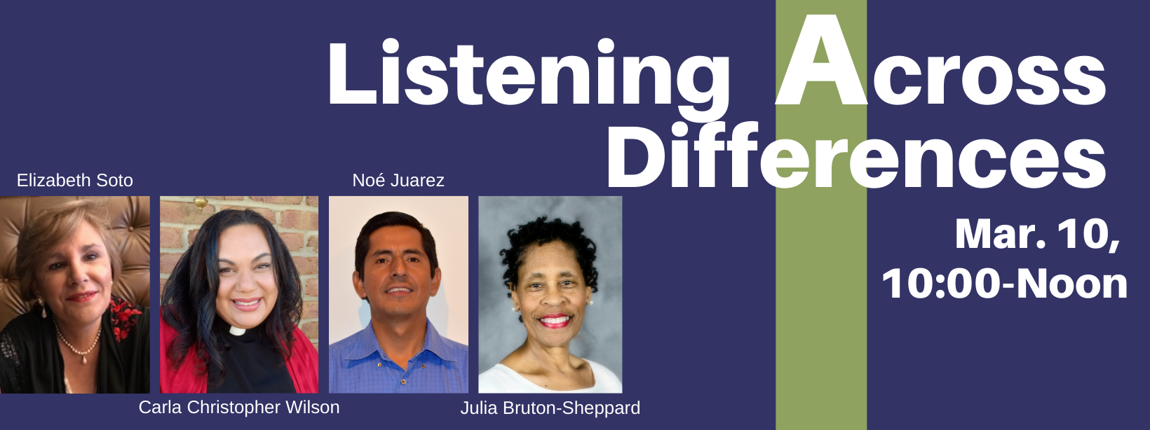 Listening Across Differences