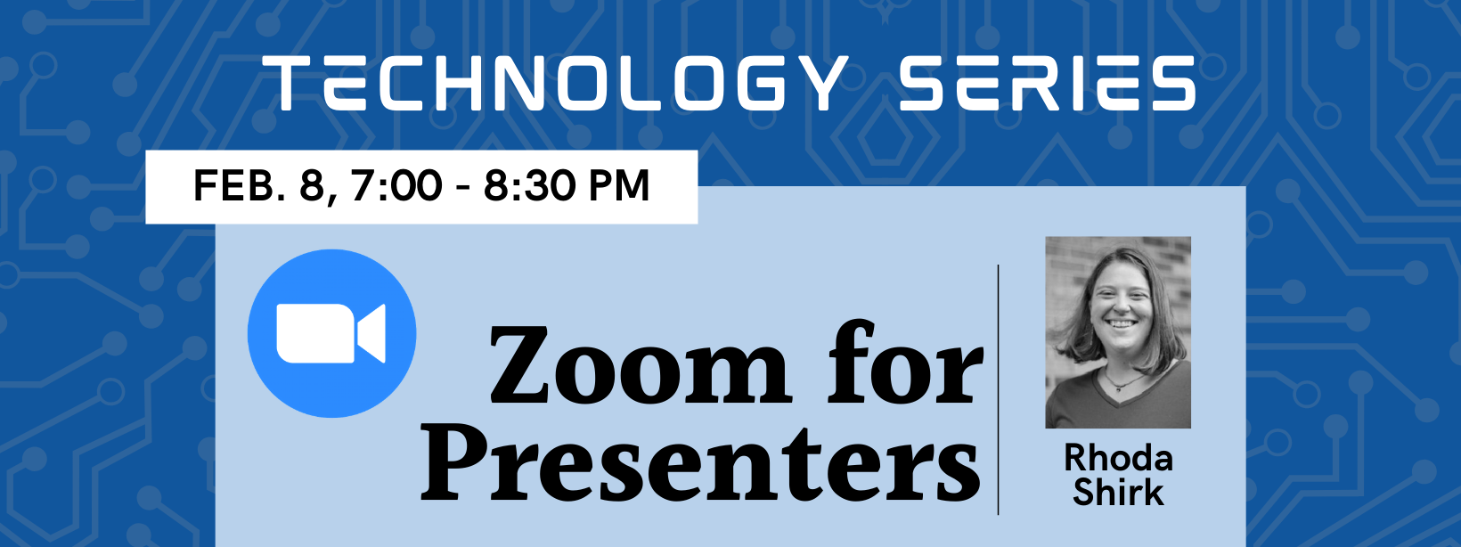 Zoom for Presenters